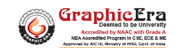 Logo ofGraphic Era University