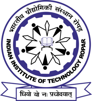 Logo ofIndian Institute of Technology Ropar