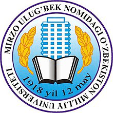 Logo ofNational University of Uzbekistan