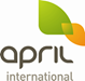 Logo deAPRIL International Expat