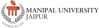 Logo ofManipal University, Jaipur