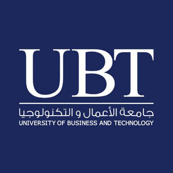 Logo ofUniversity of Business and Technology in Jeddah